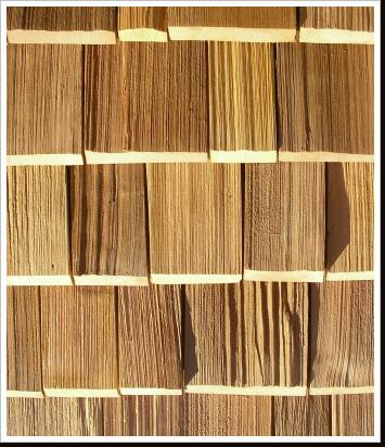 eternitplatten schindeln red cedar gespaltene handsplit resawn indianerschindeln holzschindeln und vom hersteller 450 mm x18x